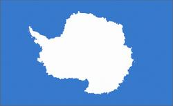 flaga antarktyki
