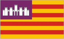 flaga balearów