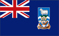 flaga falklandów