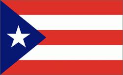 flaga puerto rico