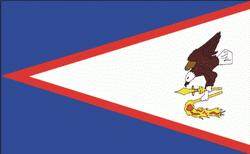 flaga samoa amerykańskiego