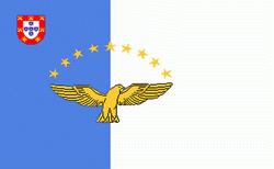 flaga azorów