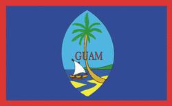 flaga guam