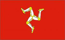 flaga man