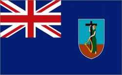 flaga monserratu