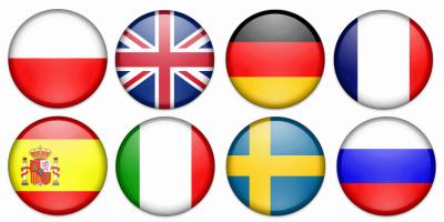 flagi państw europejskich